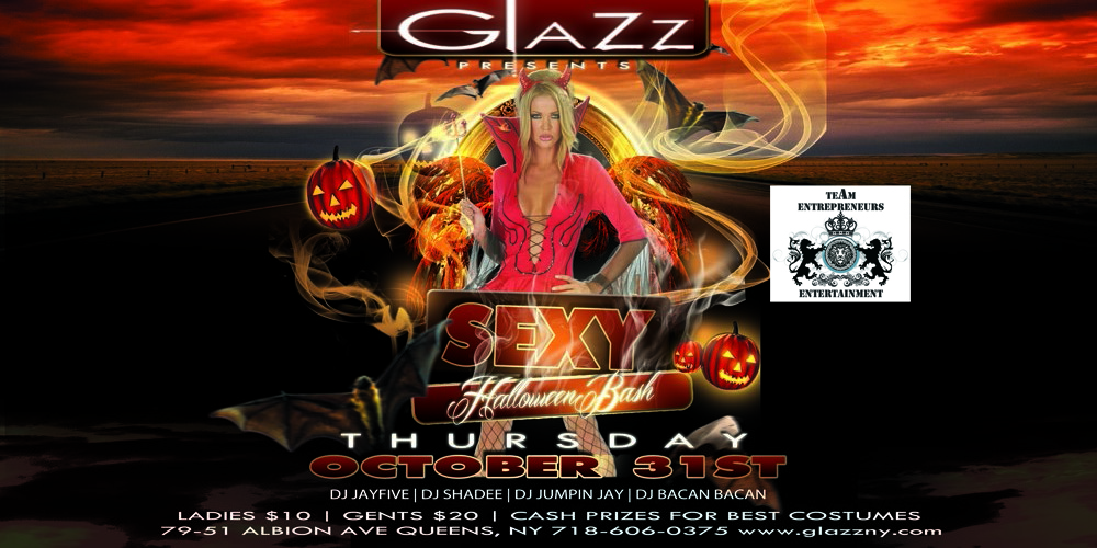 TONIGHT ONE OF THE BEST HALLOWEEN PARTY'S IN NY