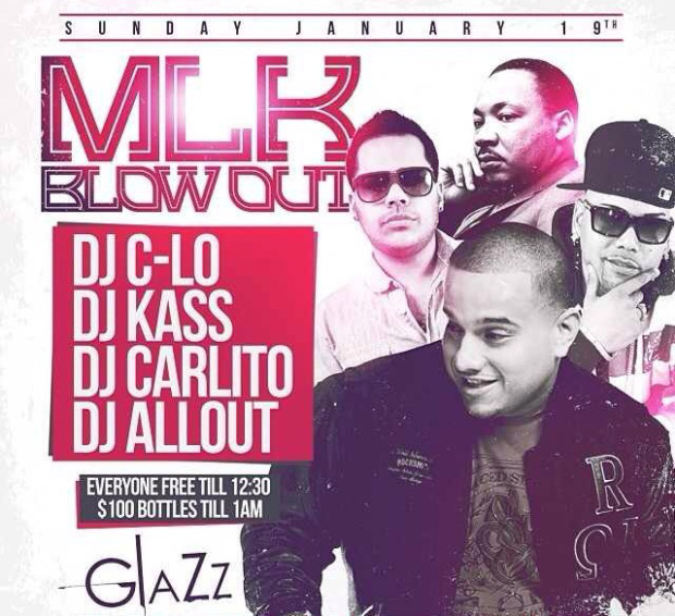NEW #GLAZZ EVENTS !!!