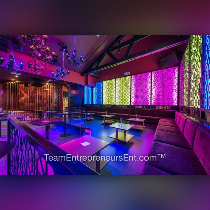 Amadeus VIP Tables